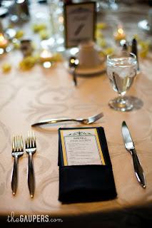 bliss flourish menu card