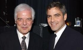 George & Nick Clooney
