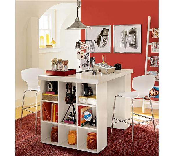 style in living office spaces