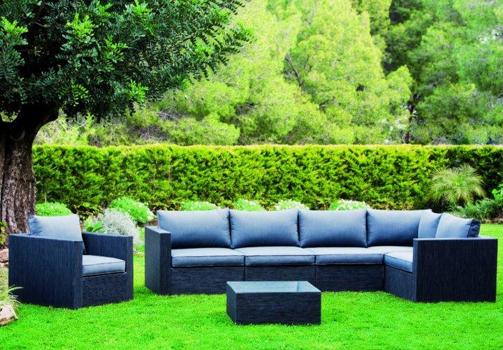 Aticos y terrazas muebles de jardin - Muebles de terraza y jardin ...