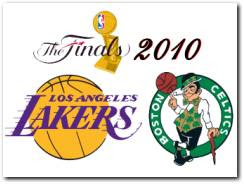NBA 2010 Finals - Lakers vs Celtics Game 7