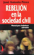 Rebelión en la sociedad civil