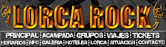 Web Oficial Lorca Rock