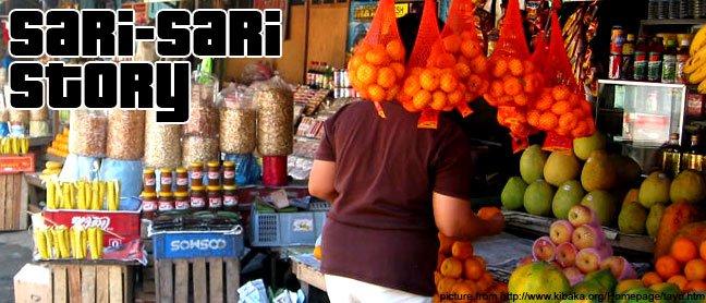sari sari - story