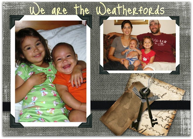 we are the weatherfords