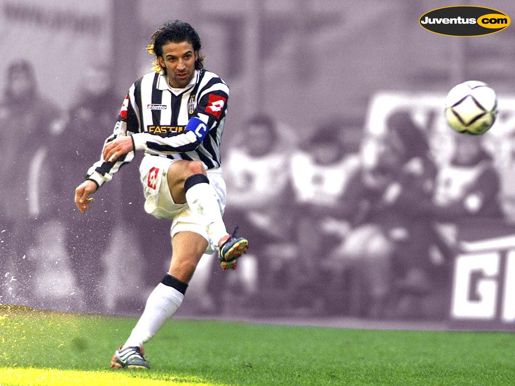 Alessandro Del Piero - Wallpaper Hot