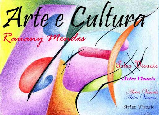 ARTE E CULTURA  -  Rauany Mendes
