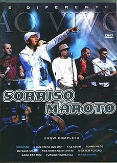 Baixar MP3 Grátis Download+ +Sorriso+Maroto+ +%C3%89+Diferente+ +Ao+Vivo Sorriso Maroto   É Diferente (2006)
