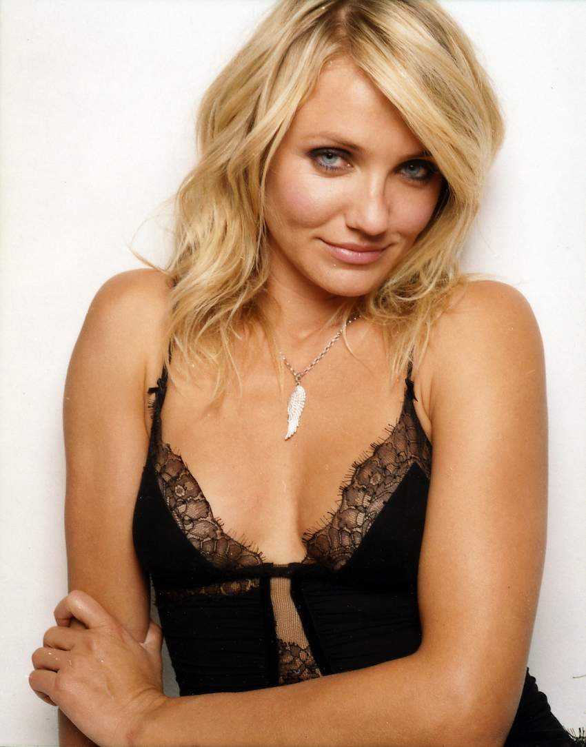 Cameron Diaz nighty wallpaper
