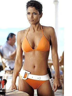 Halle Berry in Bikini