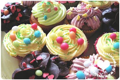 koekiekoekie cupcakes