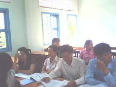 Buổi thảo luận nhóm môn KT Vĩ Mô