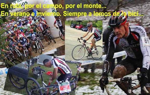 Experiencias en bicicleta