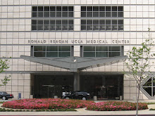 Ronald Reagan Medical Center Entrance