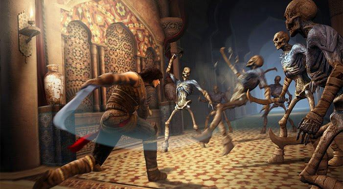 Prince of Persia Unutulmuş Topraklar Oyunu