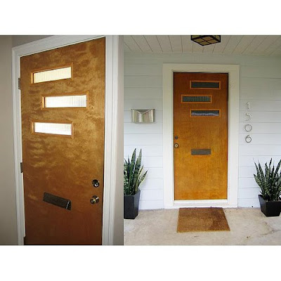 Ok so for a very long time I have been wishing I had a cool retro front door like this but they don\u0027t sell them at Lowe\u0027s or Home Depot.  sc 1 st  croutons & croutons: Crestview Doors - Mid Century Front Doors