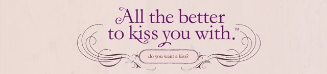 All the better to kiss you with