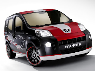 Peugeot - Bipper Beep Wallpaper