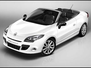 Renault - Megane Conversivel