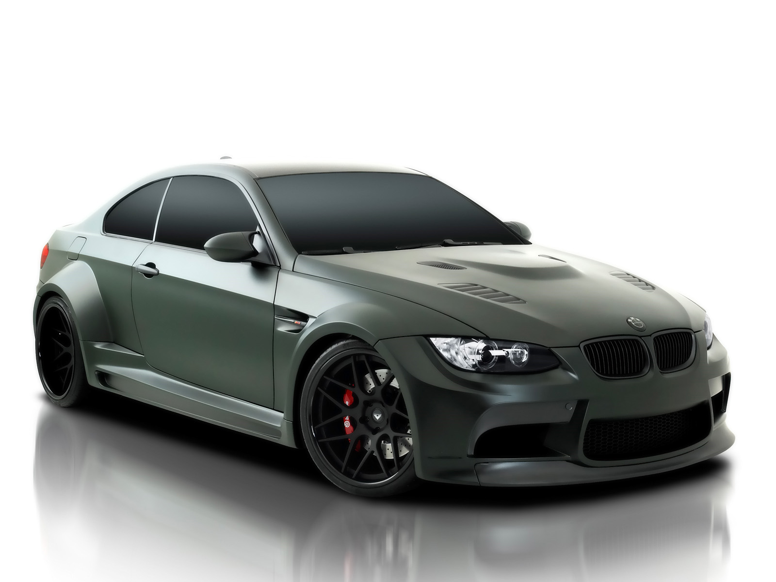 Bmw M3 Tuning Black Edition Wallpapers Carros