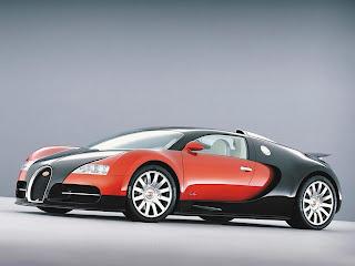 Bugatti - Veyron o carro mais veloz do mundo