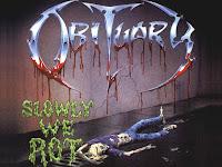 Obituary slowly we rot