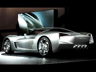 Chevrolet Corvette Stingray  Sideswipe Concept
