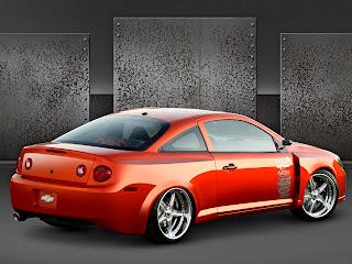 Chevrolet - Cobalt SS By Bob Mull