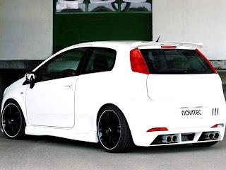 Fiat - Punto Tuning Novitec