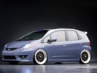 Honda Fit Tuning