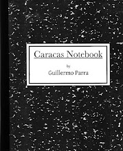 Caracas Notebook