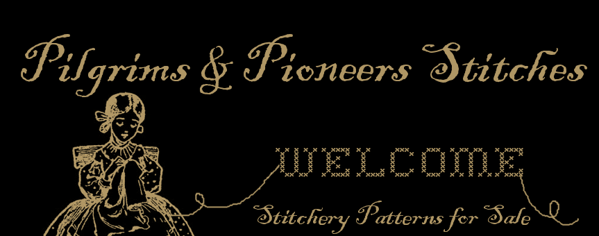 Pilgrims and Pioneers Stitches