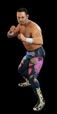 Smackdown vs raw revolution smackdown superstars roster