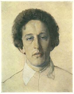 К портрету Александра Александровича Блока.