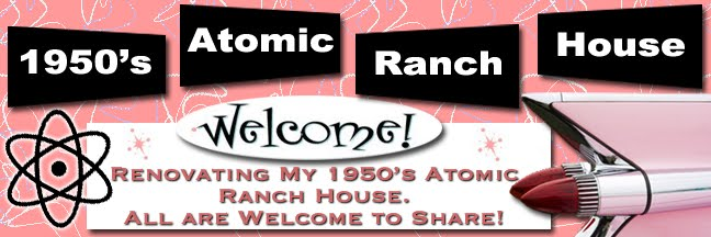 1950's Atomic Ranch House