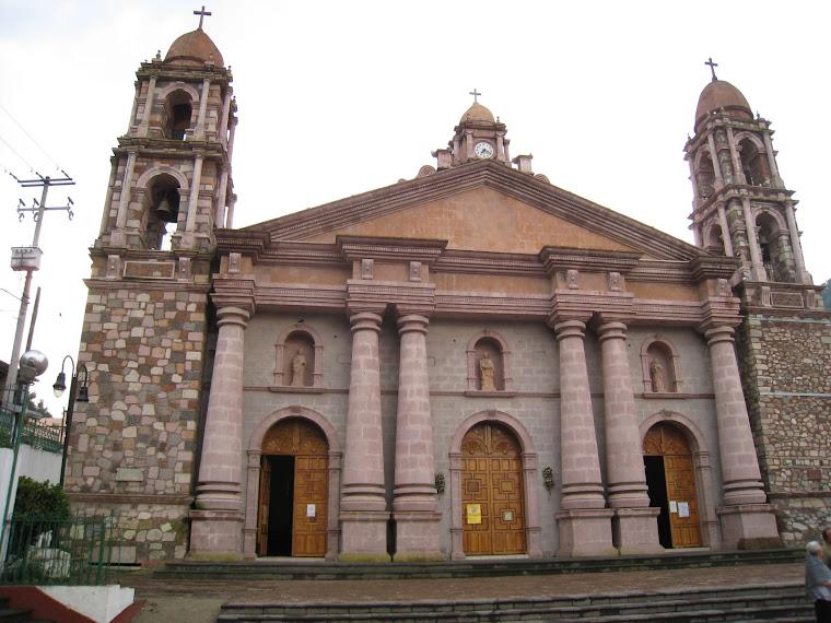 Iglesia Temascaltepec