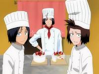 Bleach Cake