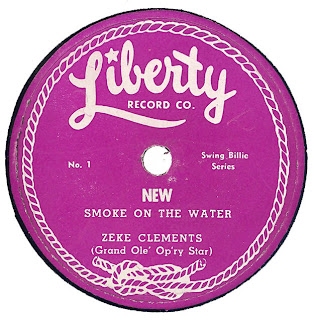 Zeke Clements - You're Free Again / Blue Mexico Sky