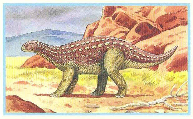 Scelidosaurus: