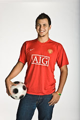 Ezi as a Man United Player