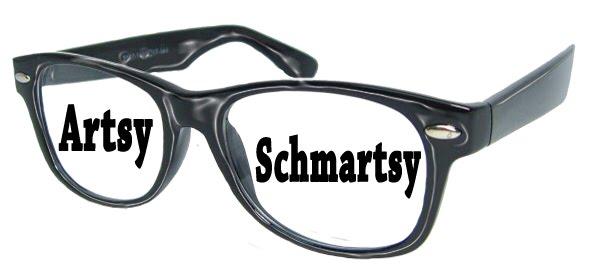 Artsy Schmartsy