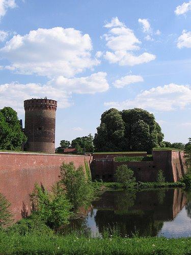 Berlin  citadel fortress