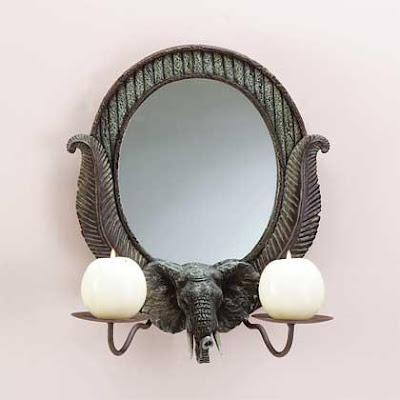 Az elefántos tükör