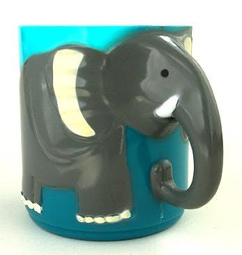 Elefántos bögrék a nagyvilágból :)