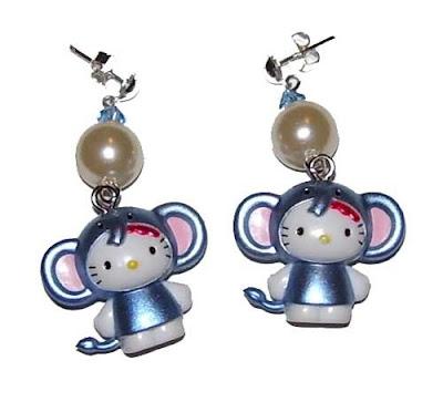 Hello Kitty Elefánt