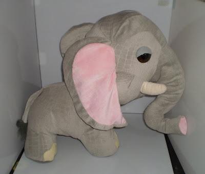 A nagyfejű elefánt