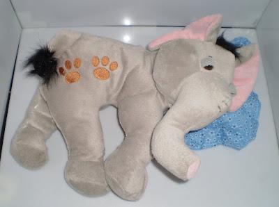 Horkoló elefánt