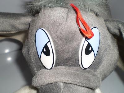 Bamba szemű elefánt