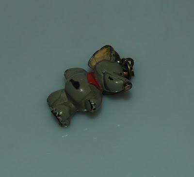 Elefántos mobildísz