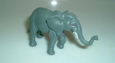 Gumi elefánt